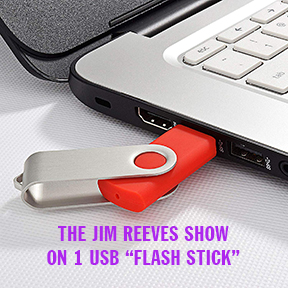 Jim Reeves Show Flash Stick